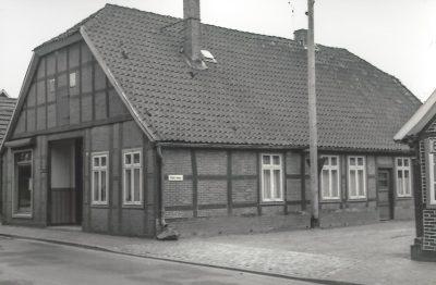 Infohaus Badbergen - alte Außenansicht 03