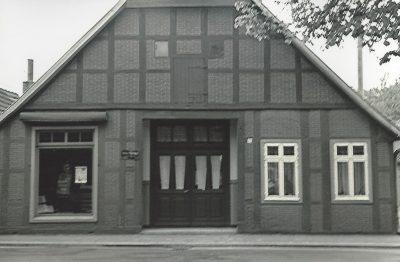 Infohaus Badbergen - alte Außenansicht 0