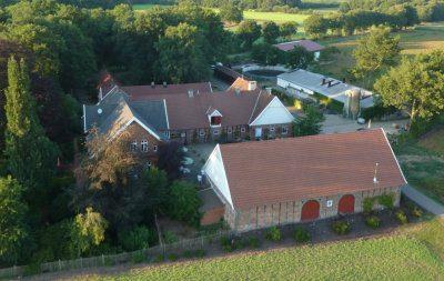 Infohaus Badbergen - Hof Sudhaus-Middendorf - Türbild