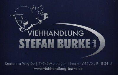Infohaus Badbergen - Visitenkarte Langweger Viehandlung Stefan Burke
