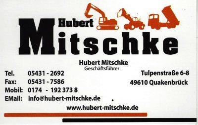 Infohaus Badbergen - Visitenkarte Hubert Mitschke