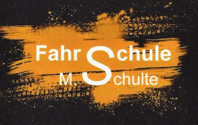 Infohaus Badbergen - Visitenkarte Fahrschule M. Schulte